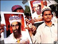 Bin Laden supporters