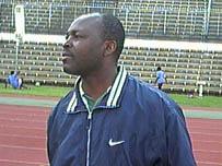 Sunday Marimo - Zimbabwe coach