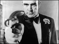 Sean Connery as James Bond in Diamonds are Forever