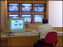 National Traffic Management centre