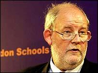 Education Secretary Charles Clarke