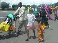 Somali Bantus