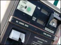 Pay and display meter (generic)
