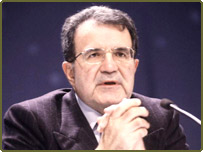 European Commission President Romano Prodi