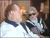 Bob and Dolores Hope