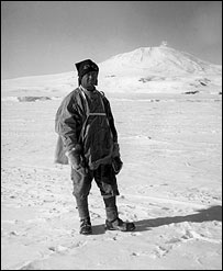 Capt Scott-Mt Erebus, Scott Polar Research Institute