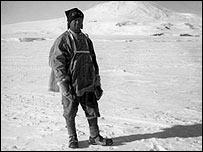 Capt Scott-Mt Erebus, Scott Polar Research Institute