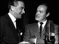 Bob Hope at the BBC