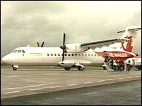 Air Wales aircraft
