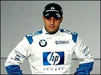 Juan Montoya, Williams F1 driver