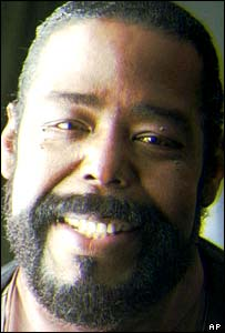 Barry White, pictured in 1994