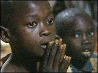 Child in Gulu