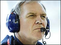Williams technical director Patrick Head