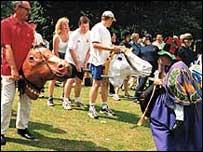 Hobby Horse Festival