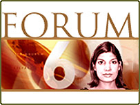 Six Forum, presented by Manisha Tank