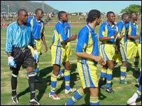 DR Congo team