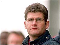 Scunthorpe United boss Brian Laws