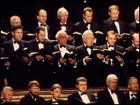 Male voice choir generic