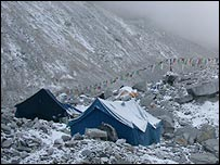 Base camp, BBC