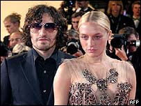 Vincent Gallo with Chloe Sevigny