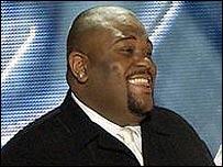 Ruben Studdard won American Idol 2