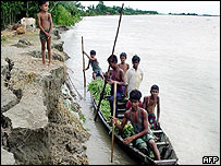Flooding in Assam