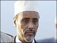 President Salat Hassan of Somalia