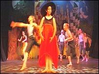 Harrry Potter ballet