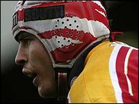 London Broncos' Tony Martin