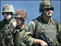 US security assessment team arrives in Monrovia