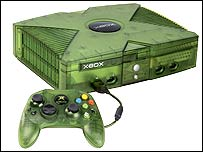 Green Xbox