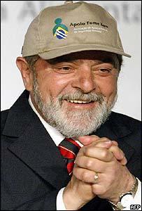 Brazilian president Lula