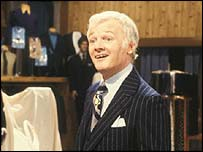 John Inman in Are You Being Served