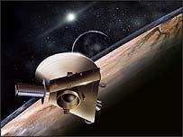 Pluto-Kuiper Express, Nasa