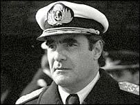 Former navy chief Admiral Emilio