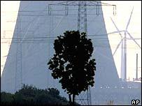 Powerplant in Germany (AP)