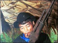 Hmong rebel