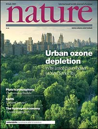 Cover, Nature