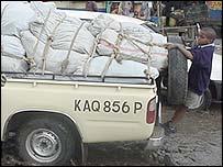 Khat transporters