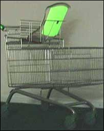 news baby abduction asda video trolley