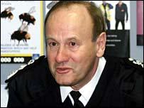 Sir John Stevens, Metropolitan Police Commissioner