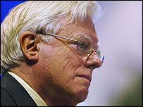 Leeds chairman Professor John McKenzie