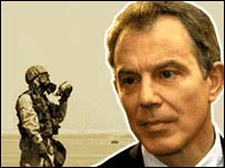 Tony Blair graphic