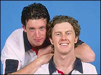 Racehorse owners Robbie Fowler and Steve McManaman