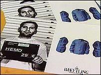 Prison's designer label
