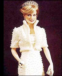 Franklin Mint Diana doll