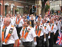 Orange march - generic