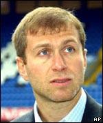 Roman Abramovich, nuevo dueño del Chelsea.