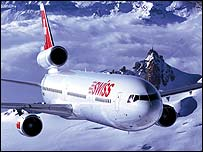 Swiss aircraft