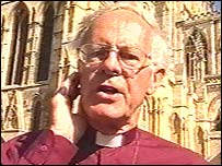 Bishop of Hereford, the Right Reverend John Oliver